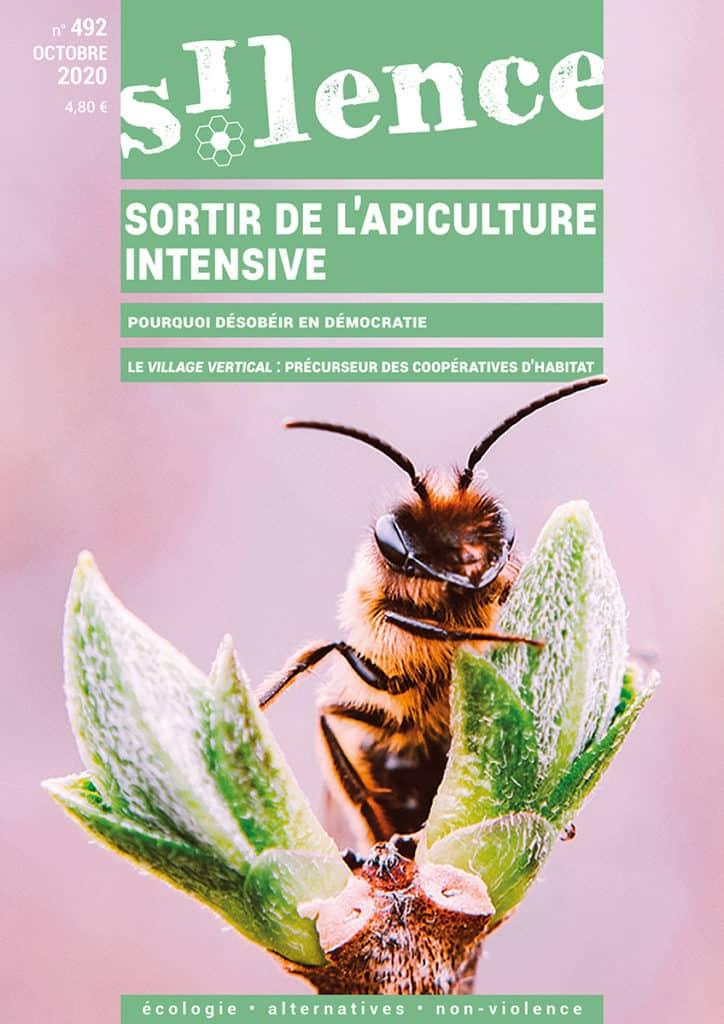 Revue Silence - Sortir de l'apiculture intensive