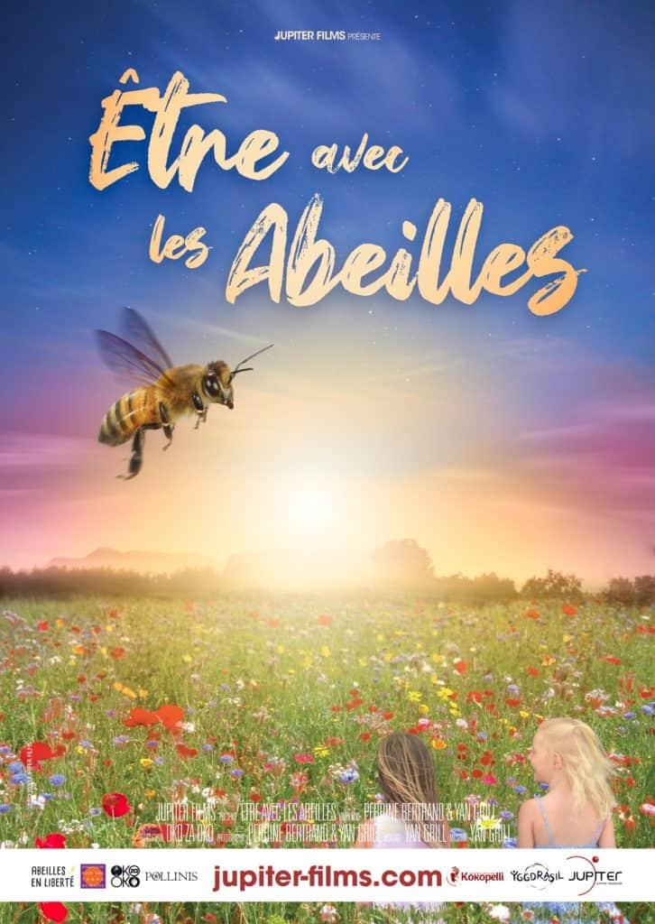 Affiche du film Etre avec les abeilles